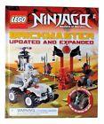 New LEGO Ninjago Masters of Spinjitzu, Brickmaster, Updated & Expanded,Hardcover