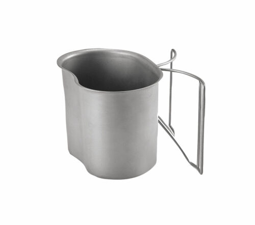 G.I Type Stainless Steel Canteen Cup