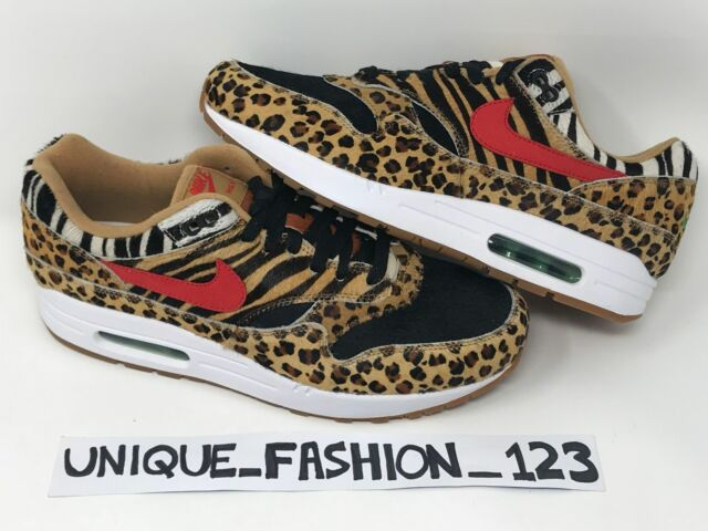 info for 7346c 206ed NIKE AIR MAX 1 X ATMOS ANIMAL PACK 2.0 UK 4 5 6 7 8 9 10 11 12 95 BEAST DLX  2018