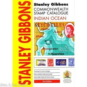stanley gibbons commonwealth stamp catalogue indian. Black Bedroom Furniture Sets. Home Design Ideas