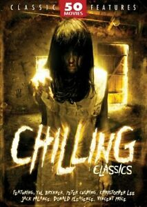 Chilling Classics - 50 Movie Pack: Lady Frankenstein - Werewolf in a Girl's Dor