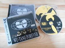 CD Hiphop Wu-Tang Clan - Wu-Tang Forever 2 CD (29 Song) BMG RCA LOUD