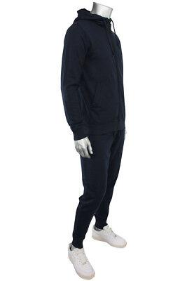 New Men/'s Jordan Craig Sweatsuit Set Navy Blue Size Large Brand New!