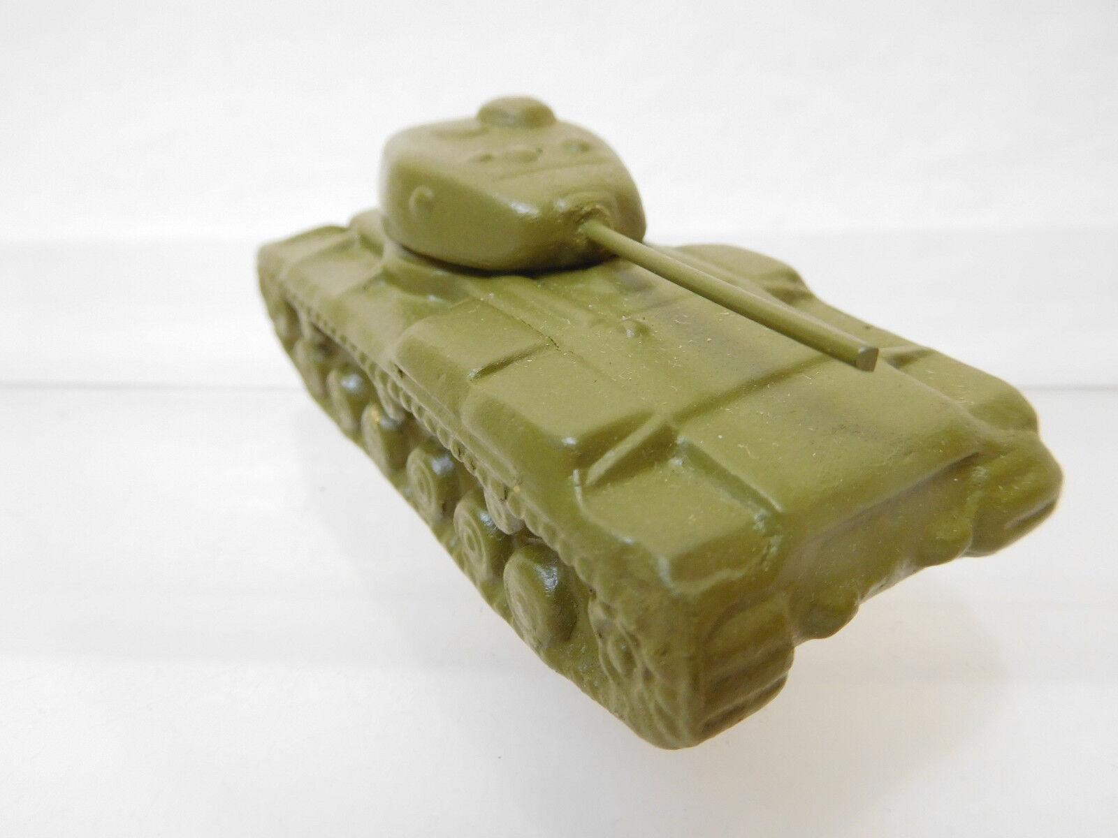 Mes-55451 edad Goebel cerámica tanques L  aprox. 73mm, con farbschaden
