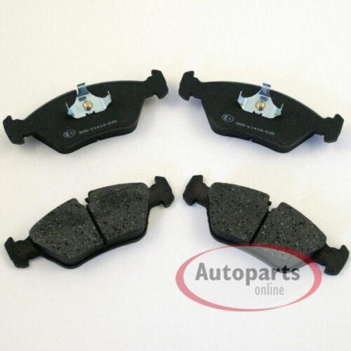 Bremsbeläge Bremsklötze Bremsen für vorne die Vorderachse BMW 6er E24