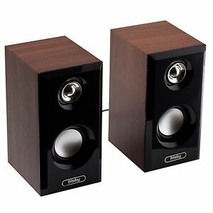 frisby fs 2125u desktop laptop computer pc mini usb powered portable speakers ebay. Black Bedroom Furniture Sets. Home Design Ideas