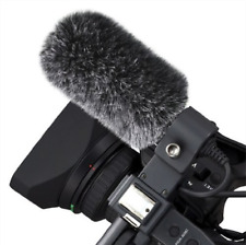 Micover Slipover Microphone Windscreen Fur for Audio Technica At875 At875r