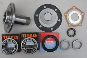 Land-Rover-Defender-TD5-Rear-Stub-Axle-amp-Wheel-Bearing-Kit-for-Land-Rover-Axle