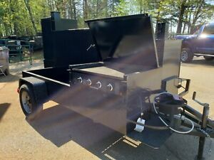 Blackstone-Griddle-Propane-Fish-Fryer-BBQ-Grill-Smoker-Trailer-Food-Truck-Cater
