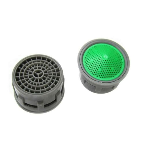 2x Faucet basin tap aerator 20mm plastic insert replacement.Nozzle filter