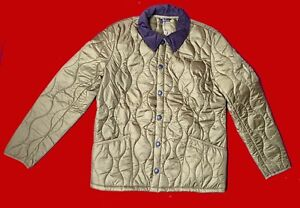 Bnwt Size Guaranteed Khaki Xl Liddesdale Original Quilt Jacket Barbour Track Sw1qZS