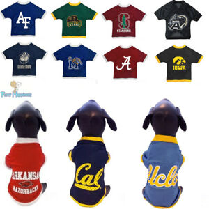 NCAA Pet Game Fan Gear Athletic Mesh Dog Jersey For Dogs PICK YOUR ... ae33e7145