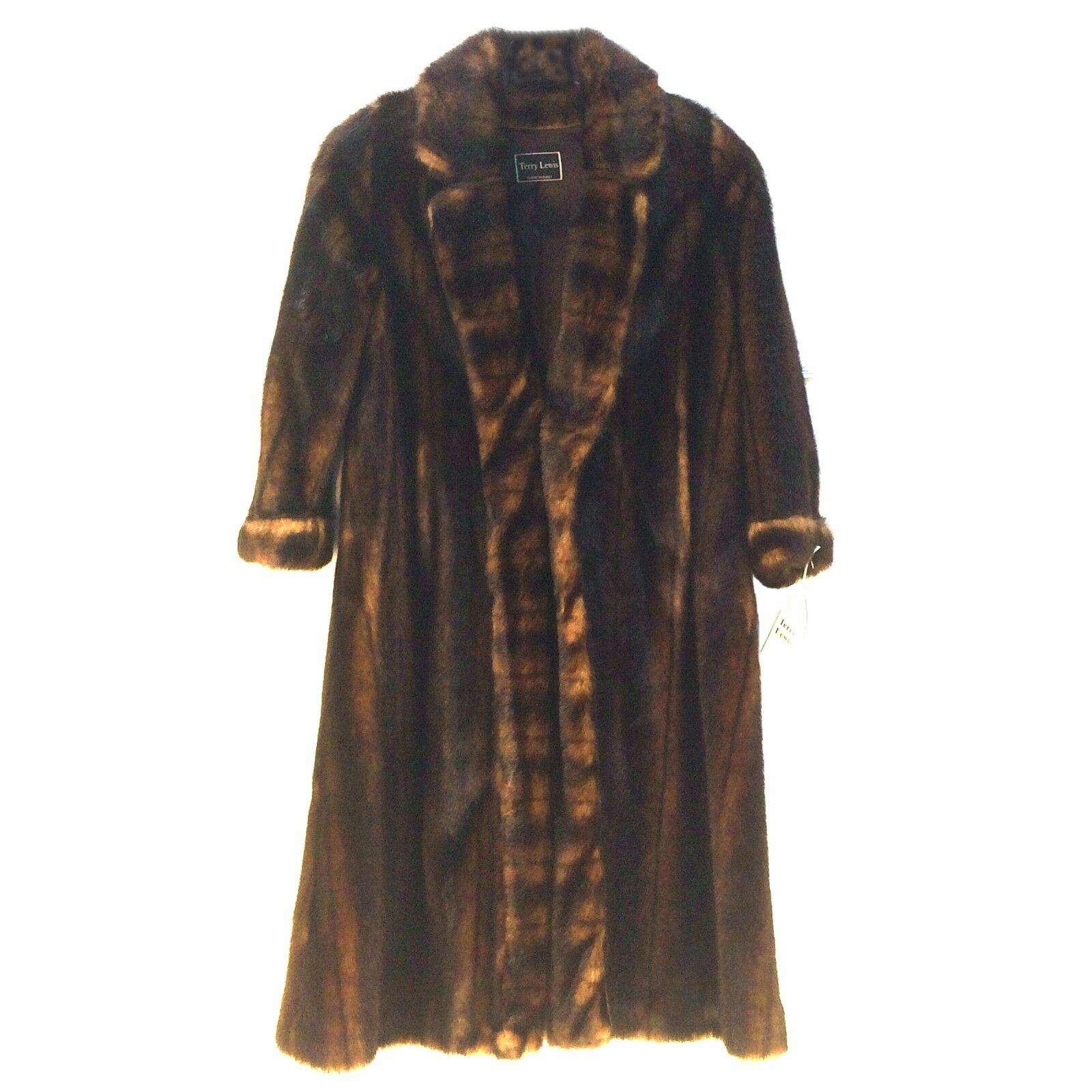 1147400 Terry Lewis, Classic Luxuries USA Made, Woman Long Fur Coat,