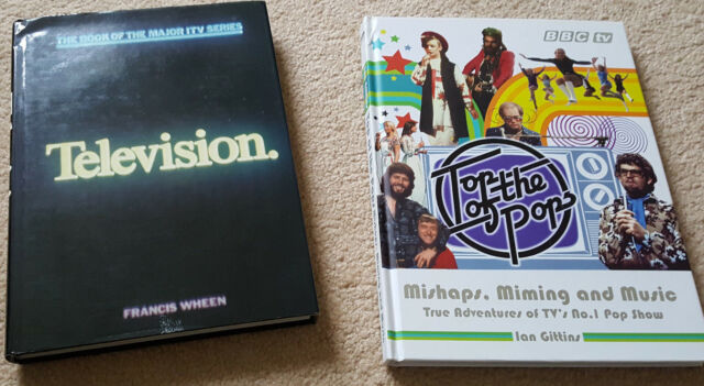 LOT-Television: A History BOOK + TOP of the POPS (Mishaps, Miming and Music)