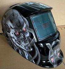 Tmrj Solar Auto Darkening Weldinggrinding Helmet Certified Hood Mask