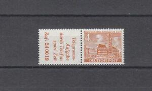 15686 - Berlin, Zusammendruck W31, sauber postfrisch, ungefaltet.