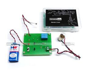 INSIGNIA LABS - LDR SENSOR LIGHT CONTROL DIY KIT - DIY ELECTRONIC ...