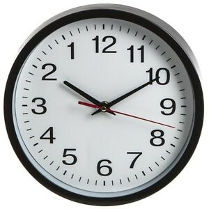 10-034-Novelty-Backwards-Wall-Clock-Reverse-Funny-Gift-Anti-Clockwise-Round-Tick
