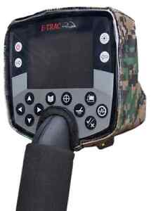 Details about Rain, Dirt & Dust cover for Minelab E-Trac Metal Detector