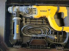 Dewalt D25263 85 Amp 1 18 D Handle Sds Plus Rotary Hammer Drill Kit D25263k