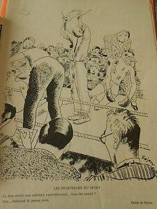 Les-Profiteurs-fu-Sport-La-Boxe-fabricant-de-fusses-dent-Humour-print-1932