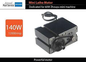 144W-Motor-12000rpm-Metal-Wheel-Gear-Box-FOR-60W-DIY-machine-mini-lathe-Z004MTBE