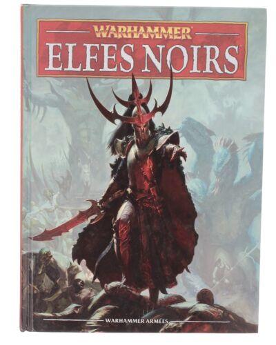 Livre d/'armée Warhammer au choix V8 OOP-Version française