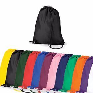 Drawstring-Quadra-Gymsac-Sports-Bag-Premium-Stringy-Straw-backpack-12-Colours