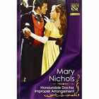 Honourable Doctor, Improper Arrangement by Mary Nichols (Hardback, 2012)