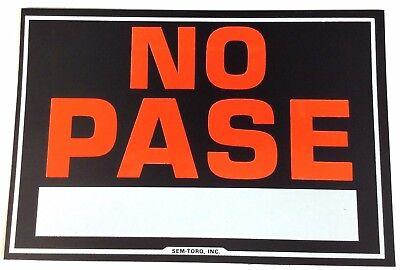 "10 /""SE VENDE/"" Spanish Signs Lot 8/"" X 12/"""