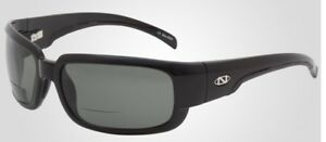 670bd365545 NEW Onos Araya 123GR250 GREY Lens Polarized +2.50 Bifocal Sunglasses ...