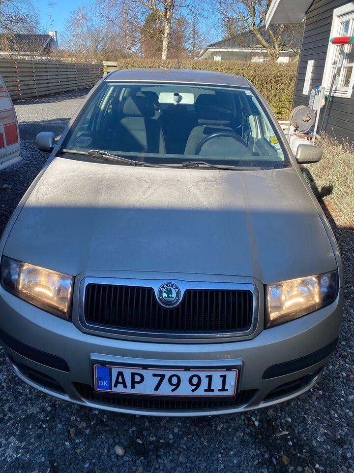 Skoda Fabia, 1,4 16V 101 Ambiente Combi, Benzin