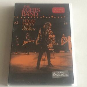 The-J-Geils-Band-House-Party-Live-In-Germany-DVD-CD-NEW-AND-SEALED