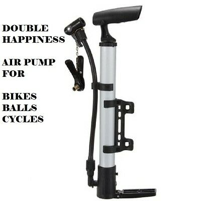 Liberal Air Pump For Bikes And Balls Tyre Inflator Bicycle Mountain Bicycle Air Pump Uk Geschickte Herstellung