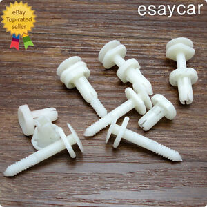 50 GM Trucks Chevy Pickups 1995-On Door Panel Clips 15960325 PUSH TYPE