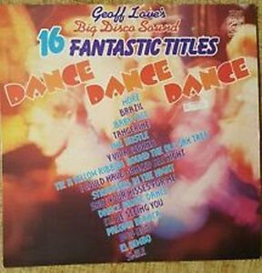 096 LP  Geoff Love039s Big Disco Sound  DANCE DANCE DANCE 16 Fantastic Titles MFP - Aberdeen, United Kingdom - 096 LP  Geoff Love039s Big Disco Sound  DANCE DANCE DANCE 16 Fantastic Titles MFP - Aberdeen, United Kingdom