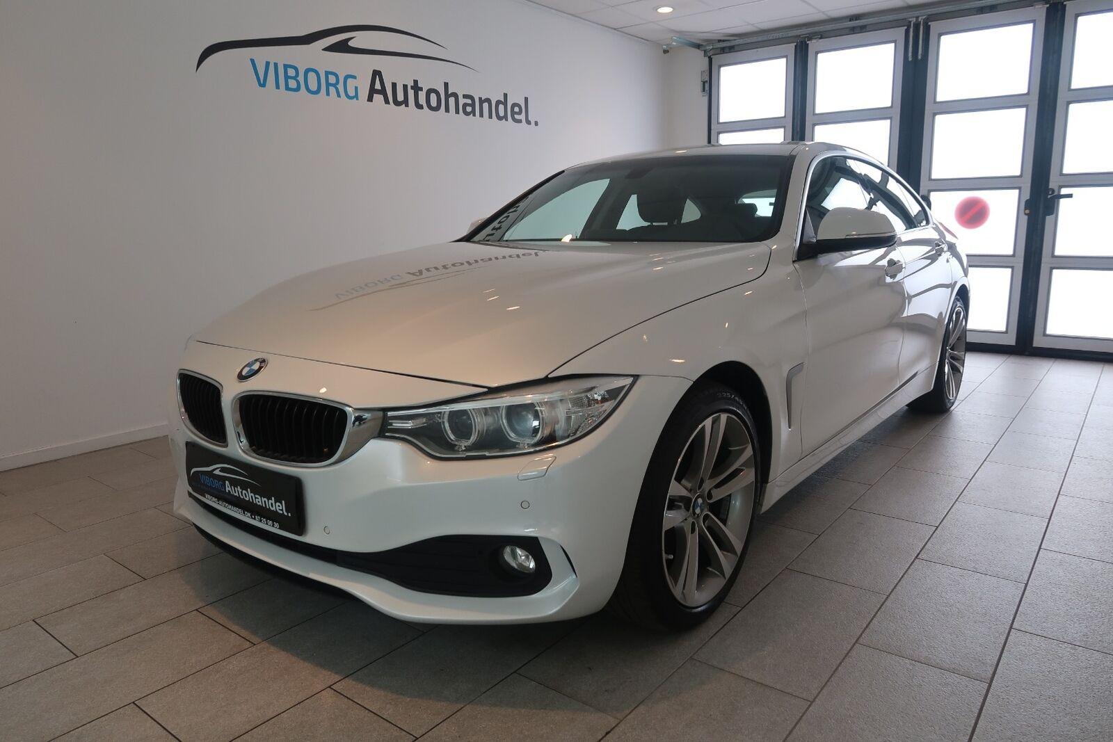 BMW 420d 2,0 Gran Coupé aut. 5d - 294.700 kr.