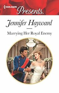 Very-Good-0373134592-Mass-Market-Paperback-Marrying-Her-Royal-Enemy-Kingdoms-amp