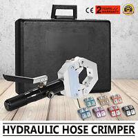 71500 Hydraulic Crimper Hose Crimper Auto A/c Hose Crimping Tools Kit