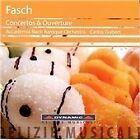Fasch: Concertos & Ouverture (2011)