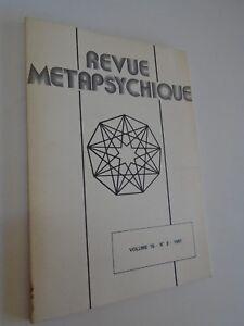 REVUE-METAPSYCHIQUE-1981-Vol-15-N-2-Science-sociale-generale-de-la-personne