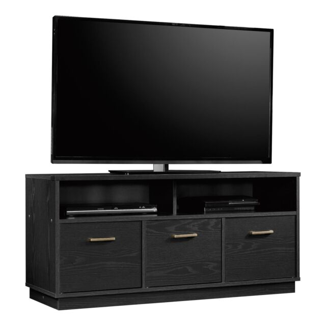 3-Door TV Stand Console for TVs up to 50""