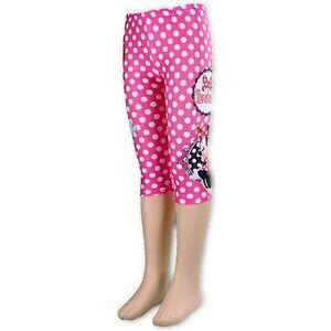 Disney 3-4 Years Girls Leggings Pink Frozen