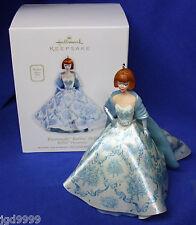 Hallmark Ornament Provencale Barbie Doll 2012 Fashion Model Collection NIB