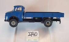 Brekina 1/87 Mercedes Benz LKW Pritsche neutral #2740