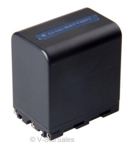Cargador Para Sony Ccd-trv108 Trv118 Trv128 dcd100 Dvd301 Np-fm91 Batería