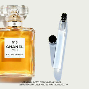 Image Is Loading Chanel No5 Parfum 15ml Purse Size Roller