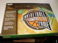 BASKETBALL HALL OF FAME BOARD GAME - NEW IN PACKAGE