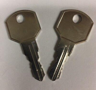 1 Craftsman-Sears-Husky-Kobalt-Tool box Key Codes 8151-8200 Chest Toolbox Keys
