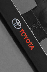 2-x-Toyota-Euro-License-Number-Plate-Frame-Tag-Holder